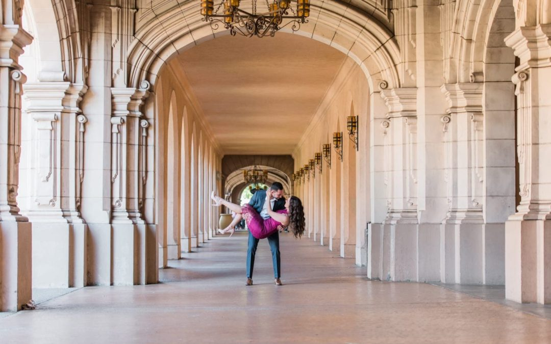 Top Engagement Session Locations in San Diego
