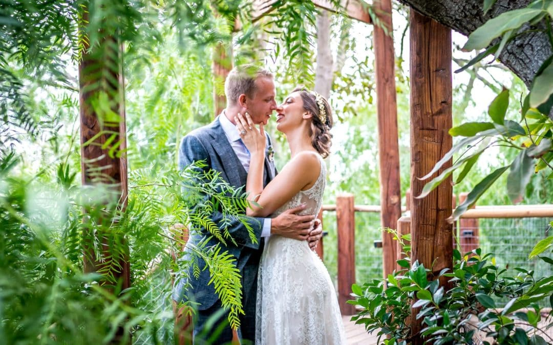 Miriam + Bobby :: Ethereal Open Air Resort Wedding :: Escondido, CA