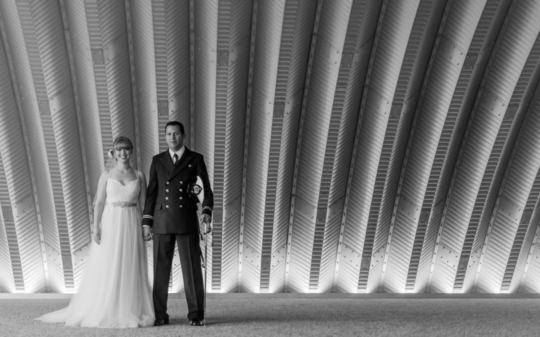 Brianna + Eric :: Beautiful Airplane Hangar Wedding :: Temecula, CA