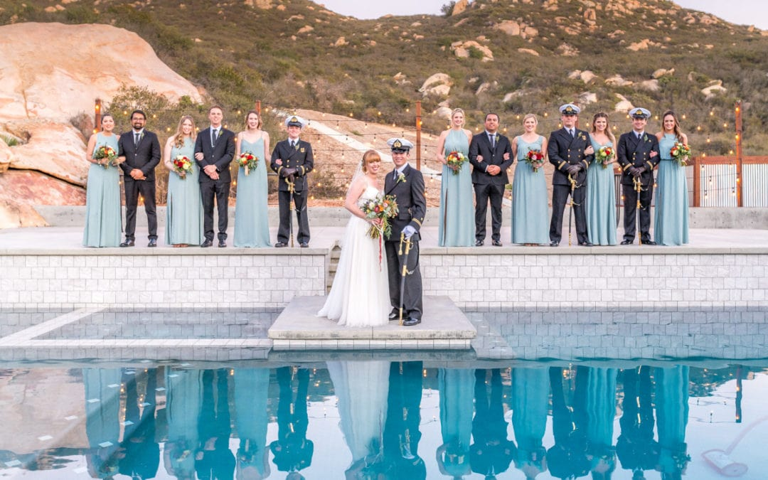 TEMECULA RUSTIC WEDDING FEATURED ON SAN DIEGO WEDDING!