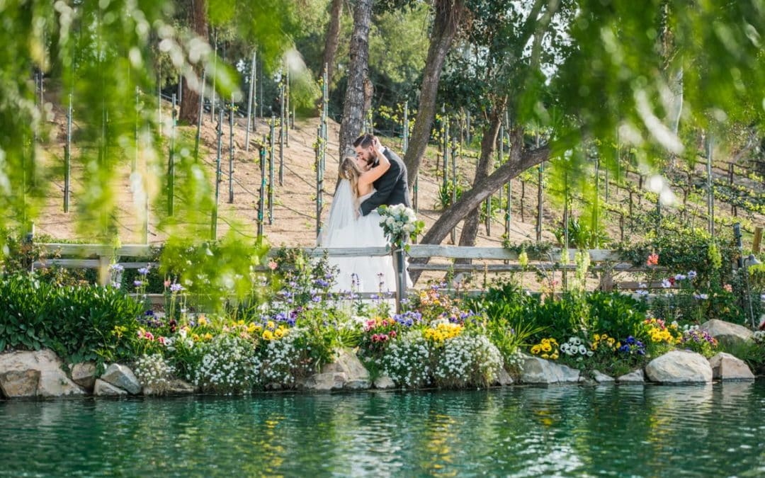 Rebecca + Austin :: Lake Oak Meadows Wedding :: Temecula Wedding Venue