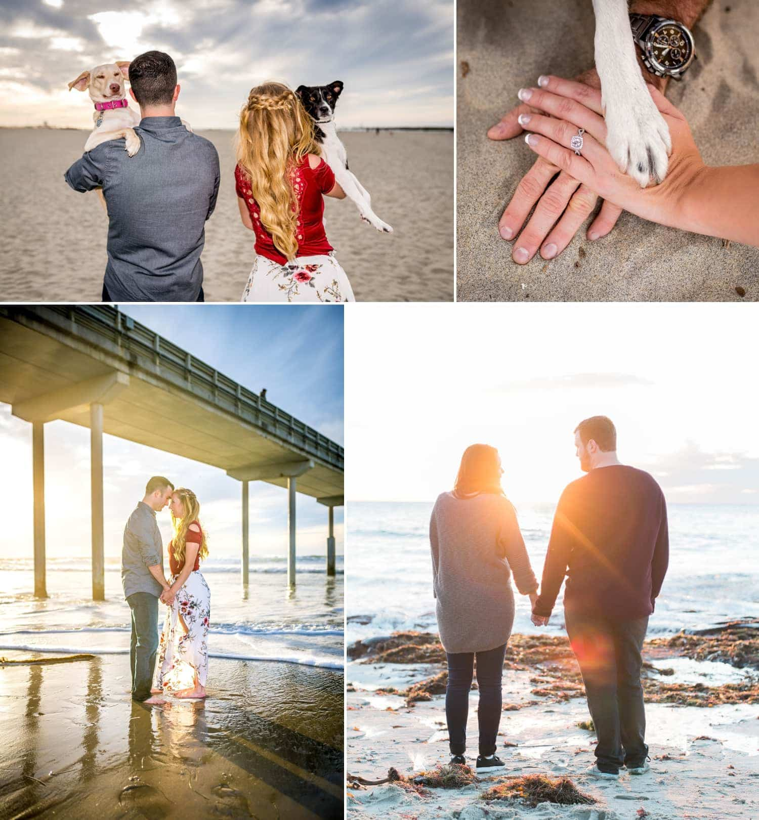20 Of The Best Places To Take Engagement Photos In