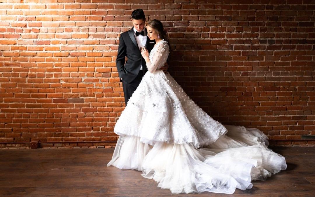 The Pannikin Building// Whimsical Wedding Shoot// San Diego's Historic Wedding Venue