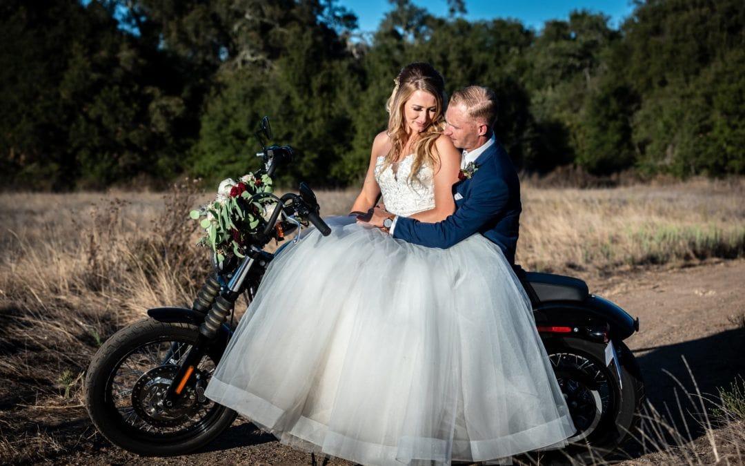 April + Tanner :: Adventurous Fall Farm Wedding :: Murrieta, CA