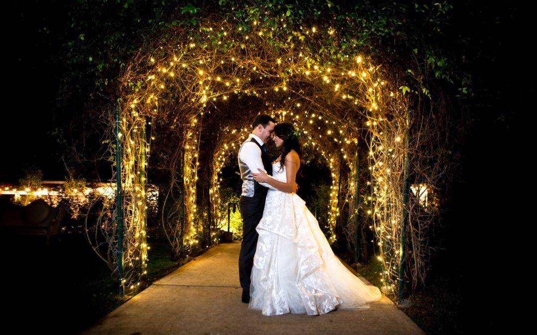 Naz + Bobby :: English Garden Wedding :: Green Gables Estate, CA
