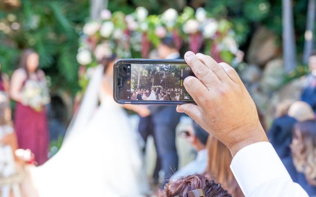 Should You Have An Unplugged Wedding Ceremony? Advice From A Wedding Photographer