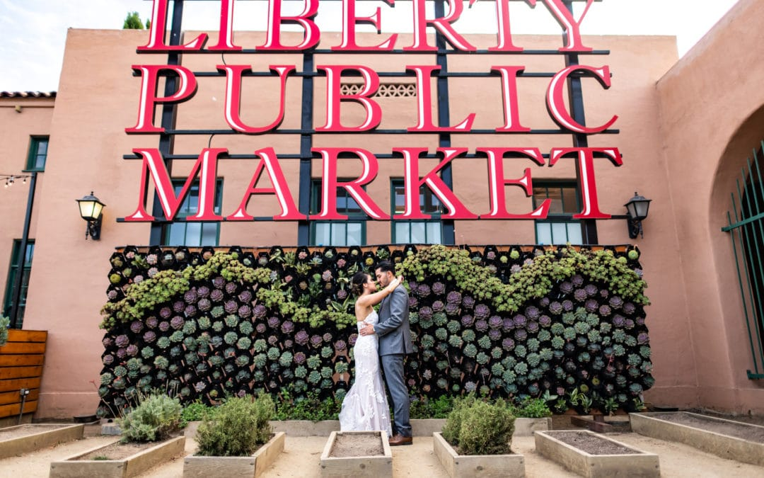 Mayte + Ramon :: San Diego Wedding at BRICK Liberty Station