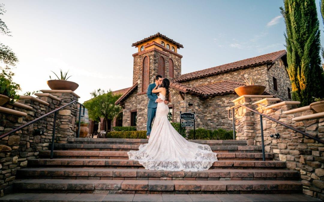 Wendy + Scott :: Lorimar Winery Wedding :: Temecula, CA