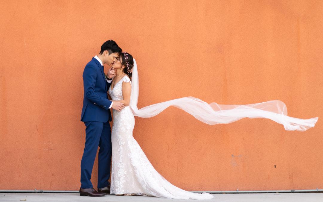 Cindy + Kevin :: Luce Loft Wedding :: San Diego, CA