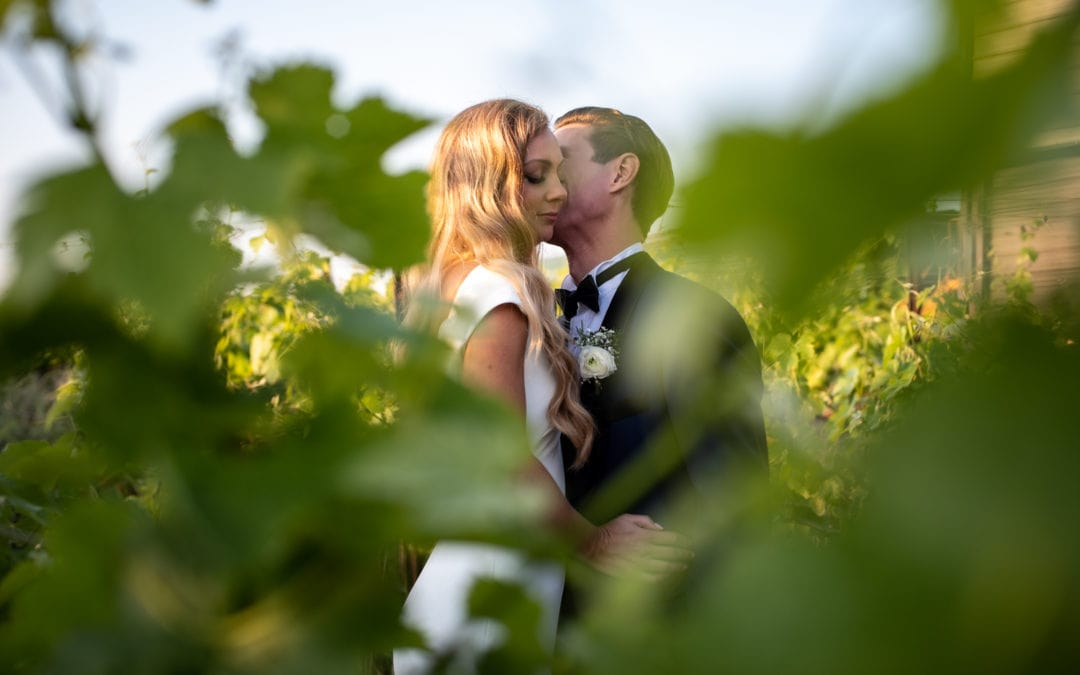 Jen + David :: Chapin Family Vineyards Wedding :: Temecula, CA