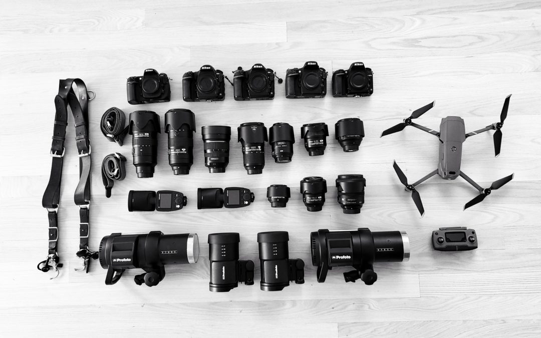 Best Wedding Photography Gear & How We Use It
