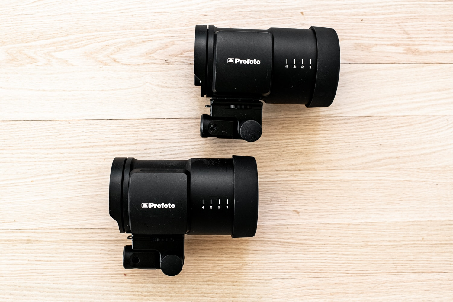 Profoto B10 off camera lights for wedding photography.