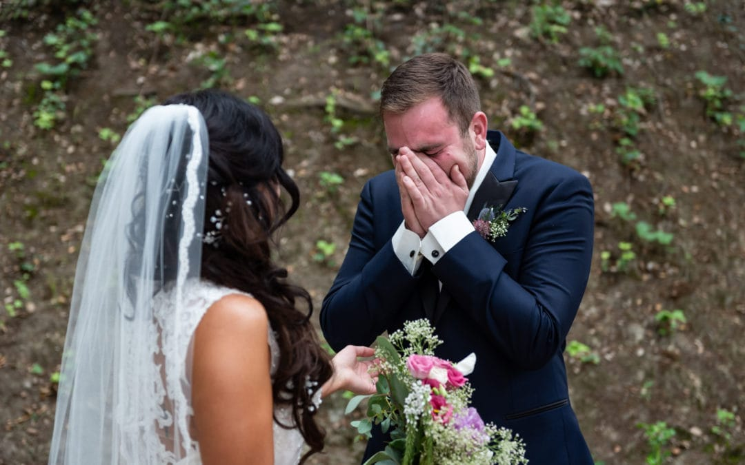 7 Reasons You Should Consider Doing a First Look on Your Wedding Day