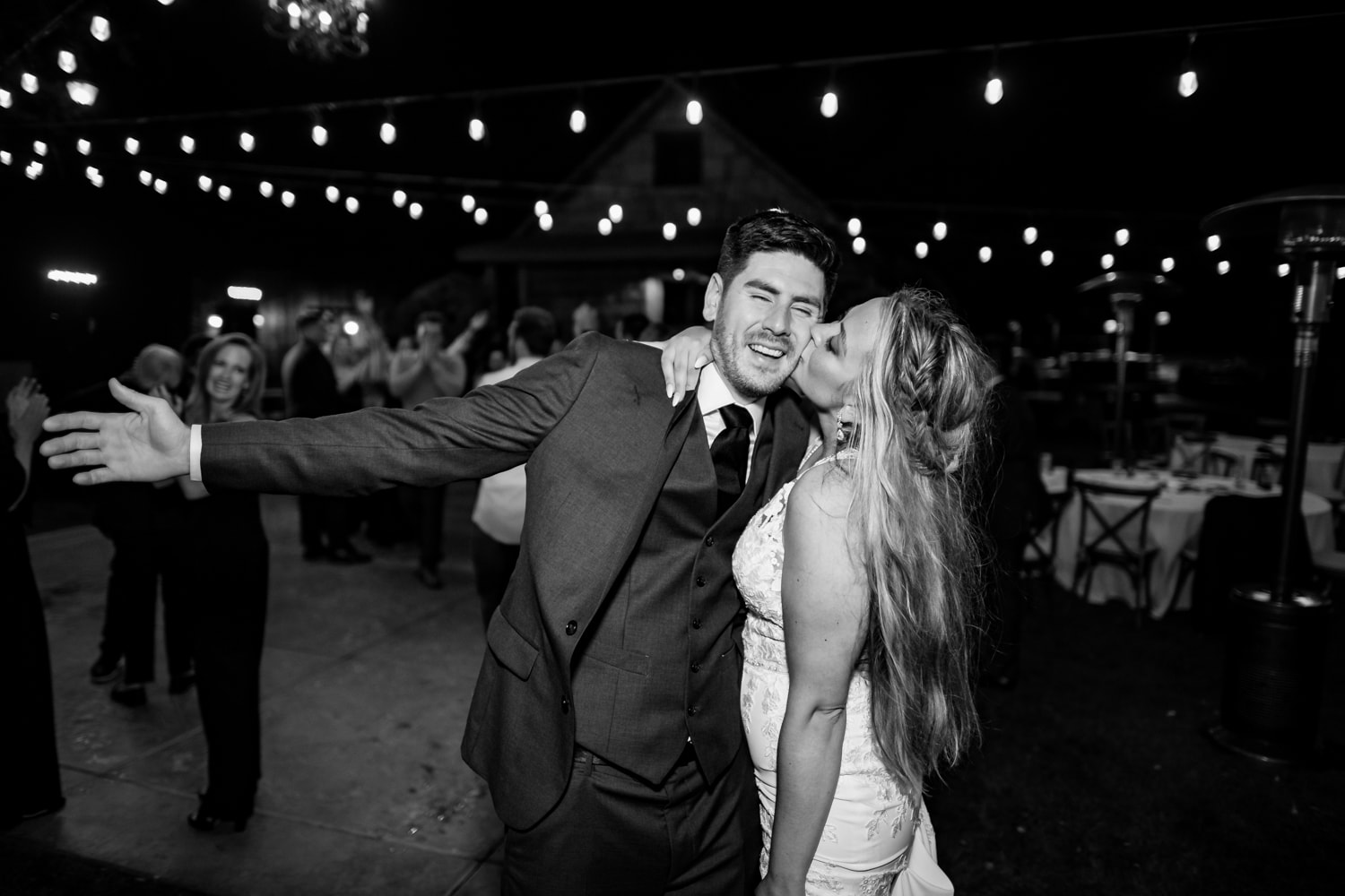 Last dance at The Stone House in Temecula, CA